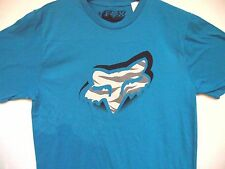 Fox Racing Mens Fox  Logo Short Sleeve Tee Motocross T-Shirt MX Apparel SM
