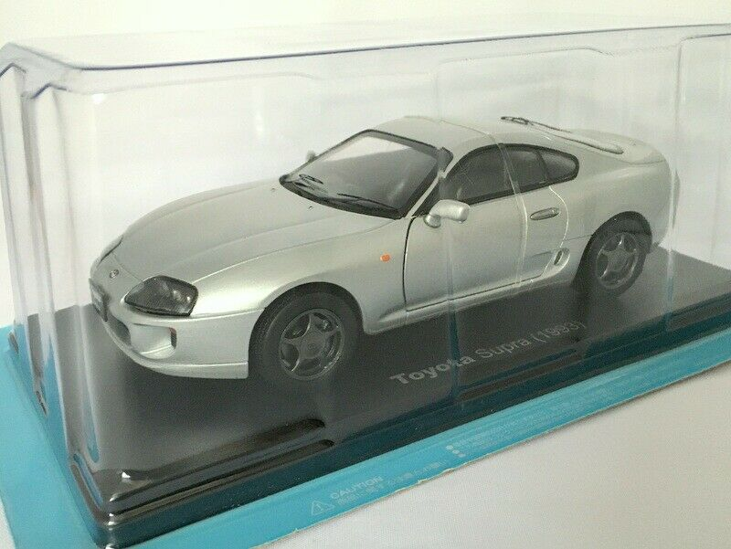 Toyota Supra (A80)  1 24 Die-cast - Hachette Japanese Cars Collection (78)
