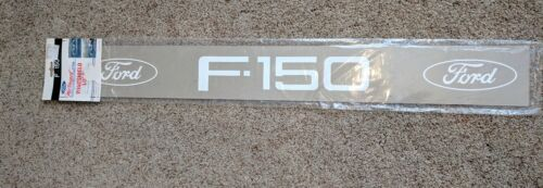 Ford F-150 Windshield Logo Fits Outside Made In USA Decal Sticker White