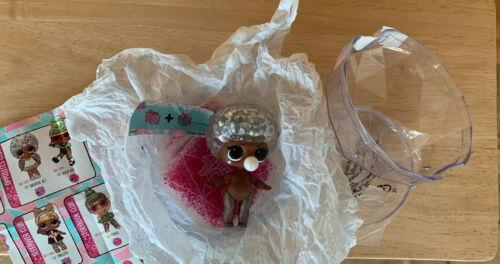 LOL Surprise Winter Disco Glitter Globe Bashful Q.T QT Cutie Sealed Accessories