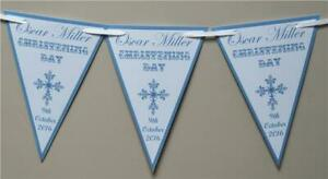 Personalised-1st-Holy-Communion-Bunting-Banner-Party-Decoration-Cross-Girl-Boy