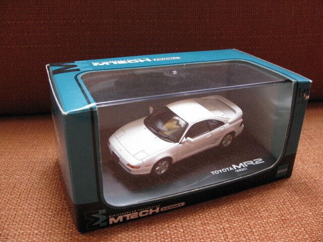 1/43 Toyota MR2  SW20  diecast