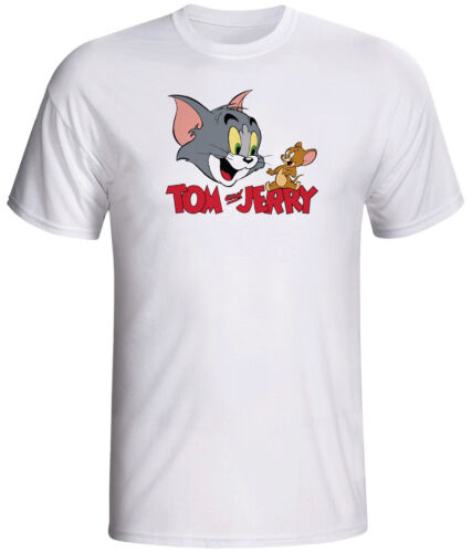 Tom et Jerry shirt Cartoon