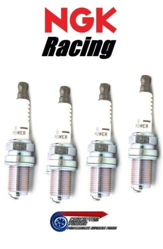 Jeu 4x ultra froid ngk v-power racing spark plugs HR9 pour S14 200SX zenki SR20DET