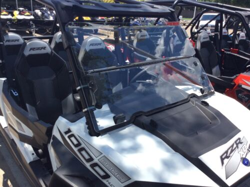 Can-Am Maverick X3 Half Windshield P//N: 13678 Hard Coated on both sides