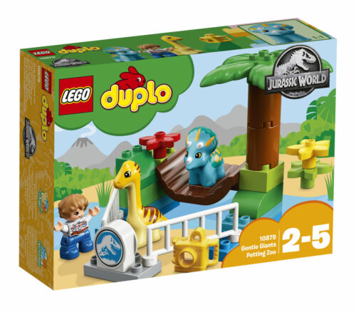 LEGO Duplo Gentle Giants Petting Zoo 2018