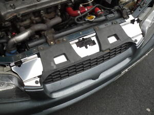 Id Workz Toyota Starlet Glanza V Ep91 Turbo Cooling Panel Plate Ebay