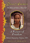 A Picture of Freedom by Patricia C McKissack (Hardback)