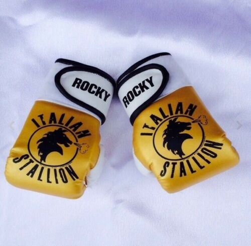 Rocky Italian Stallion Baby Boxing Gloves