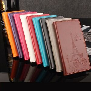 Funda-libro-piel-sintetica-tapa-diseno-eiffel-Xiaomi-Redmi-Note-3-Prime-152-mm