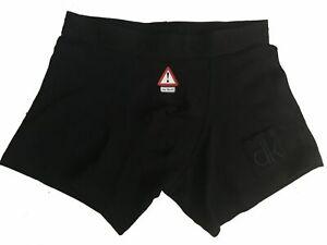"40/"" Stretch Boxershorts Mens Black Hot Stuff Sign Boxer Shorts Trunks 38/"""