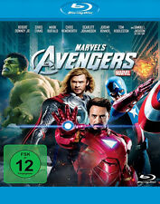 Marvel's - The Avengers (Robert Downey Jr. - Chris Evans)        | Blu-ray | 059