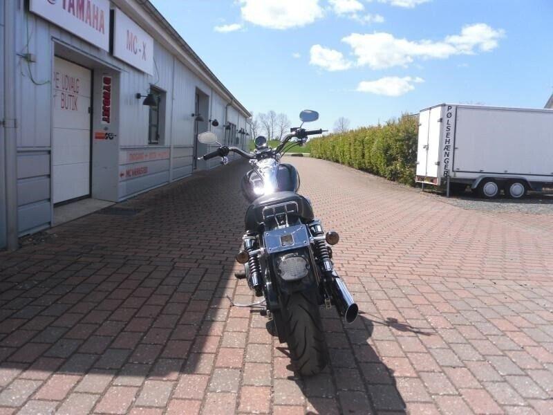 Harley-Davidson, FXDI Dyna Super Glide, ccm 1449