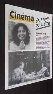 Revista Semanal Cinema Semana de La 3A 9 Siete 1986 N º 366 Buen Estado