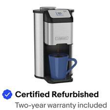 Cuisinart Grind & Brew Single Cup Coffeemaker DGB-1FR