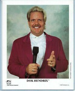WWE-DOK-HENDRIX-P-307-OFFICIAL-LICENSED-AUTHENTIC-ORIGINAL-8X10-PROMO-PHOTO-RARE