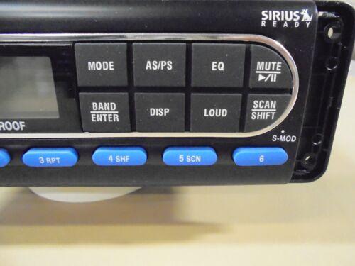 JENSEN MARINE AM//FM SIRIUS READY WATERPROOF RADIO MSR170