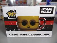 Star Wars Funko Smugglers Bounty Exclusive POP C3P0 Large Mug