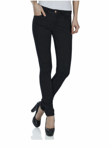ONLY Jeans da donna Skinny Reg Soft Ultimate black 15077793