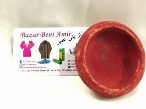 Amapola Marruecos Matching In Colour Rojo Intenso Responsible 2 Cuencos De Pintalabios Natural Bereber