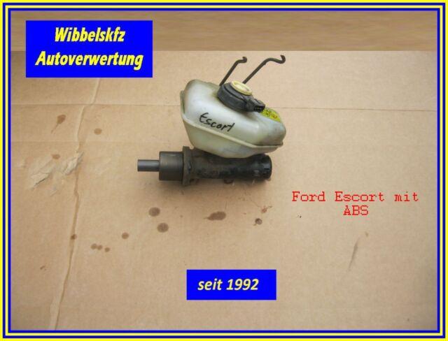 HAUPTBREMSZYLINDER HBZ ABS 41743 FORD ESCORT TAUNUS CAPRI CORTINA