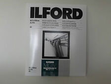 ILFORD MGIV RC DELUXE 5X7 PEARL 25 DARKROOM PAPER