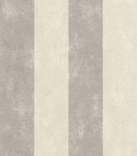 Streifen Vlies Tapete Rasch 608960  Lucera  Beige  sehr hochwertig