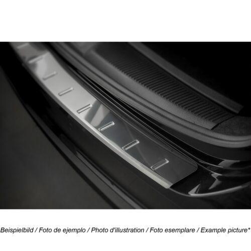Ladekantenschutz für VW Touran 2 II 1T3 mit Abkantung Edelstahl 40-3600