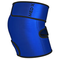 Ice Knee Wrap Hot/cold Gel Sleeve For Baker Cyst Rheumatoid Arthritis Free Ship