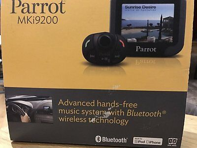 [NEUF SOUS BLISTER] Parrot - MKi9200 - Kit mains libres Bluetooth pour voiture