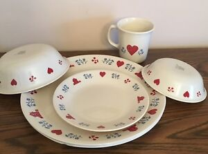 Image is loading Corelle-Dishes-Bowls-mugs-by-Corning-replacement-pieces- & Corelle Dishes Bowls mugs by Corning replacement pieces Hometown ...