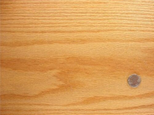 "Red Oak Veneer PSA 1 PC 10 mil x 12"" x 48"""