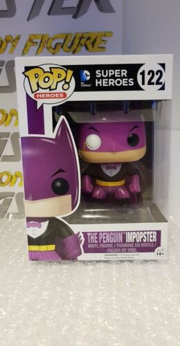 Funko Pop! DC Comics Super héros le pingouin impopster