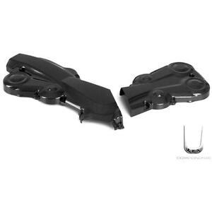 Kit copricinghie distribuzione Fibra di Carbonio Ducati Streetfighter 1100 848