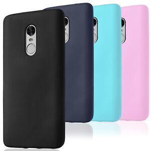 Plain-amp-Slim-Case-for-Xiaomi-Redmi-Note-4X-Note-4-Ultraslim-Silicone-Phone-Case