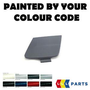 NUOVA-BMW-F20-F21-M-Sport-Paraurti-Posteriore-Rimorchio-EYE-COVER-CAP-dipinto-da-il-codice-di-colore