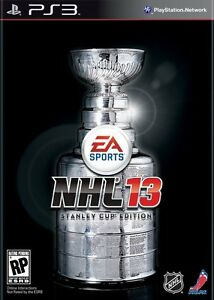 NHL-13-Stanley-Cup-Collector-039-s-Edition-Sony-Playstation-3-Steelbook-BRAND-NEW