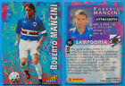 CARDS PANINI CALCIO 97 - N. 96 - ROBERTO MANCINI - SAMPDORIA - 1 serie - new