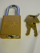 American Lock Keyed Alike Lockout Padlock One Pack Of Six Locks
