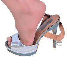 High Heel Pain Relief Gel Insoles, Court Shoe Comfort, Pressure Relief, One Size