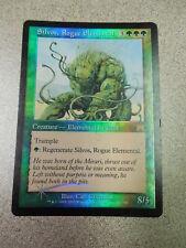 4 PLAYED Silvos Rogue Elemental Green Onslaught Mtg Magic Rare 4x x4