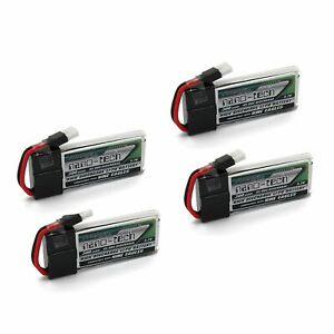 1S 45C-90C PZS Stores Turnigy Nano-Tech 3,7 V Batteria Lipo da 300 mAh