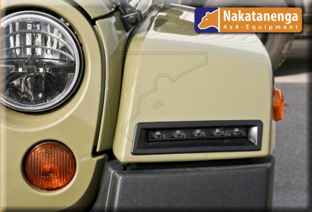 NOLDEN LED Tagfahrleuchten DRL für Jeep Wrangler JK  NADRL-JK eintragungsfrei