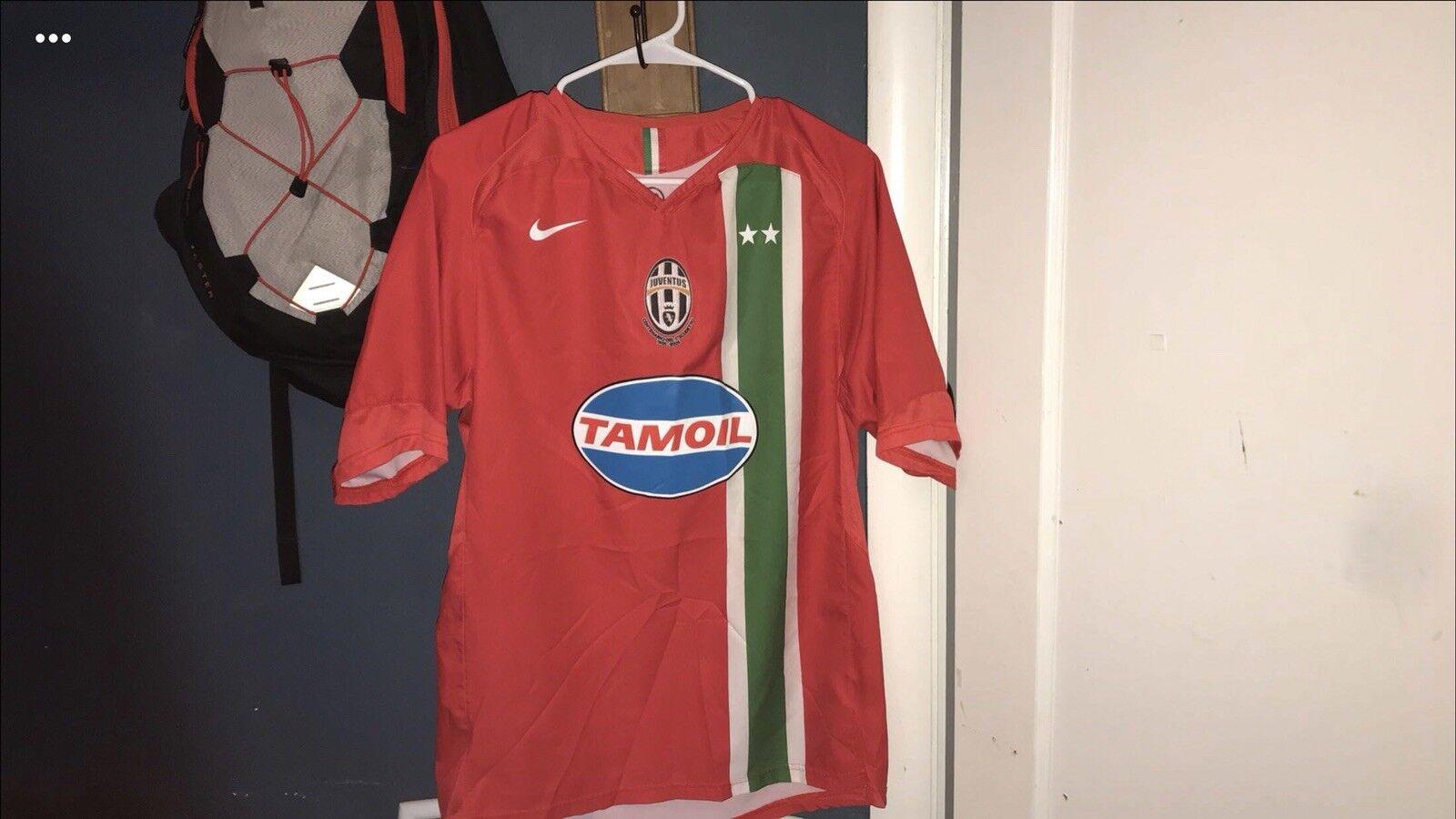 200a3c5afbd Ultra Rare Juventus Centenary 3rd Kit Football Soccer Jersey Shirt Calcio  Maglia