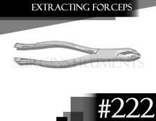 Extracting Forceps Dental Surgical Instruments 222
