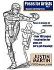 Poses for Artists Volume 1 - Dynamic and Sitting Poses: An Essential Reference for Figure Drawing and the Human Form by Justin R Martin (Paperback / softback, 2016)
