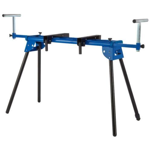 Frontier Miter Saw Stand Adjustable Legs Universal Mount Brackets Locking Levers