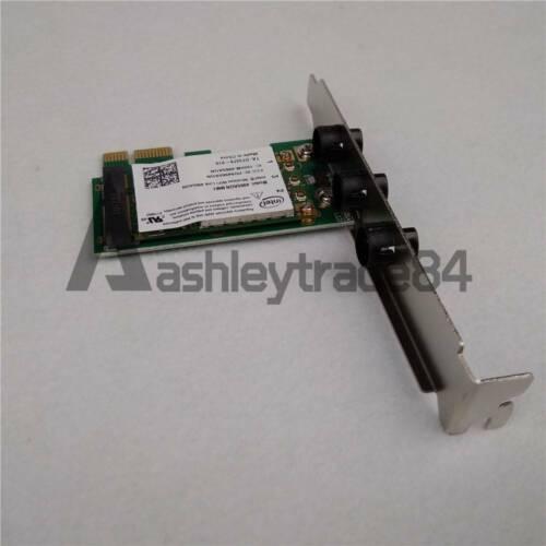 1PC Intel Wireless WiFi Link 4965AGN 300Mbps Mini PCI-E Card 6DB antenna new