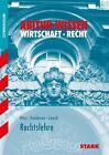 Abitur-Wissen - Wirtschaft Recht von Georg Zwack, Kerstin Vonderau und Klaus Hinz (2014, Taschenbuch)