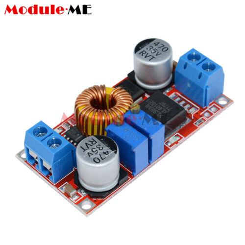 2PCS 5A XL4015 Step down 5-32V to 0.8-30V Power Supply Charger Board Buck Module
